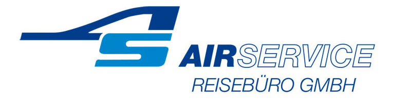 AirService Reisebüro - Logo