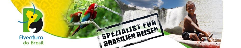 Aventura Do Brasil - Spezialist f�r Brasilien Reisen