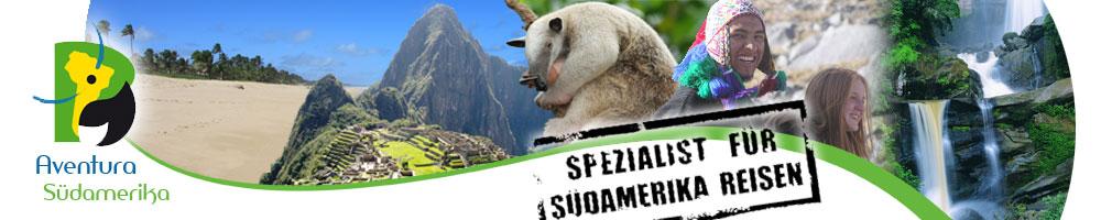 Aventura Südamerika Reisen - Spezialist für Brasilien Reisen