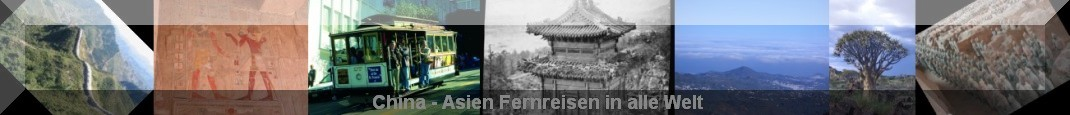 China, Asien - Fernreisen in alle Welt