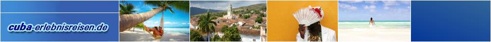 Zur Cuba-Erlebnisreisen.de Startseite