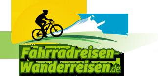 Fahrradreisen - Logo