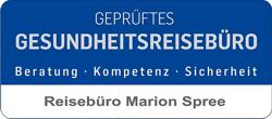 Geprüftes Gesundheitsreisebüro Marion Spree Mülheim