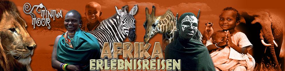 Tinta - Erlebnisreisen Afrika - Startseite