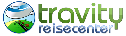 travity reisecenter - Logo