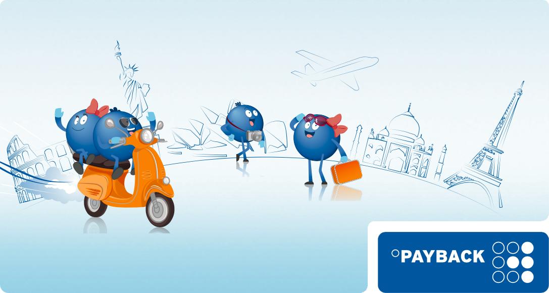 Wir sind PAYBACK Partner-Reisebüro!